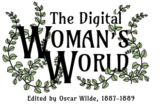 The Digital Woman's World